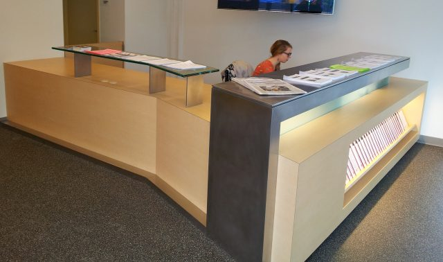 Commercial Office Spaces