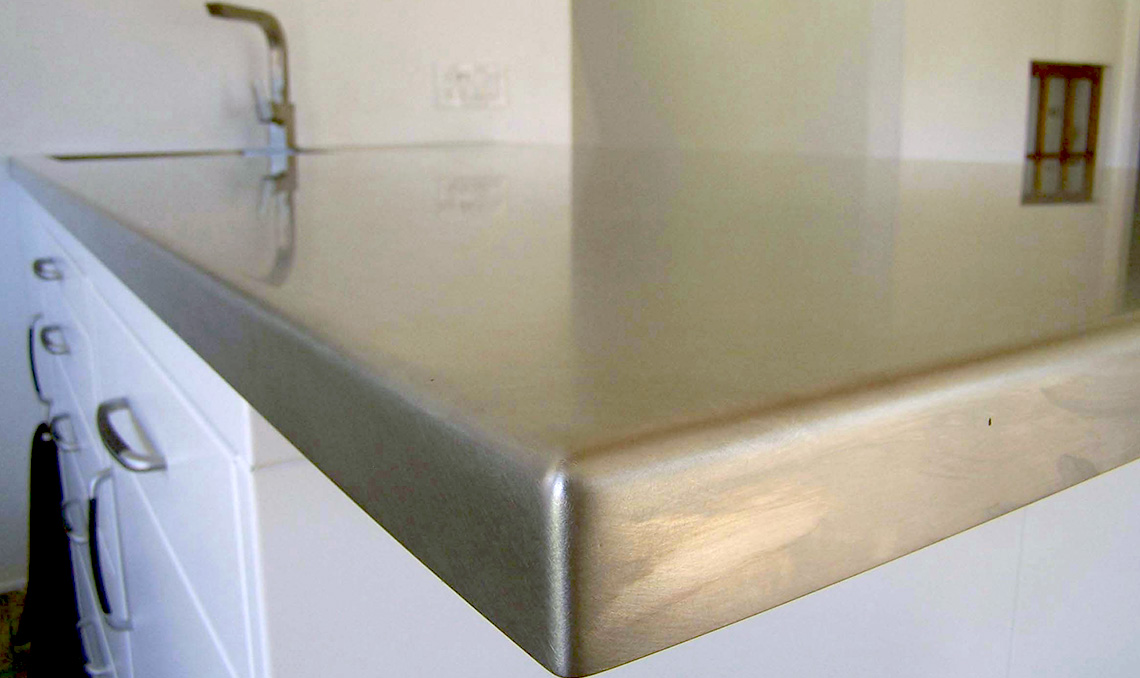 Stainless Steel Countertops Accufab